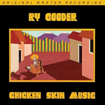 Ry Cooder's 5th LP from Mobile Fidelity