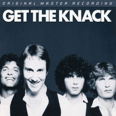 Get The Knack (高音質盤/180グラム重量盤レコード/Mobile Fidelity)