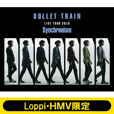 超特急 LIVE TOUR 2016 Synchronism 【Loppi・HMV限定盤】