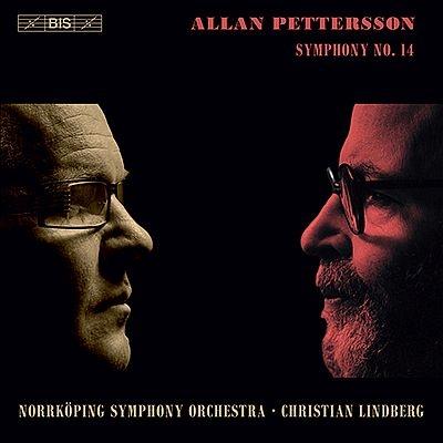 交響曲第14番 クリスティアン・リンドベルイ&ノールショピング交響楽団(+DVD)
