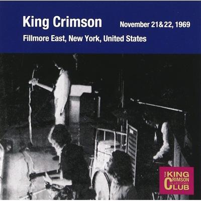 Collectors Club 1969年11月21, 22日 フィルモア イースト
