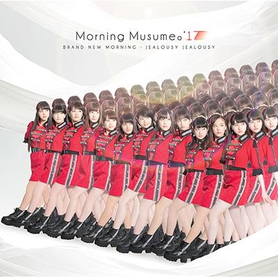 BRAND NEW MORNING / ジェラシー ジェラシー 【初回生産限定盤A】(+DVD)