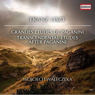 パガニーニによる超絶技巧練習曲、パガニーニによる大練習曲、『ヴェニスの主題』による変奏曲 ヴォイチェフ・ヴァレチェク