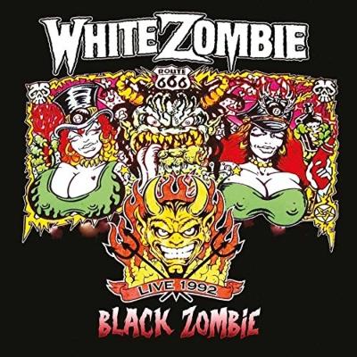 Black Zombie Live 1992 White Zombie Hmv Amp Books Online