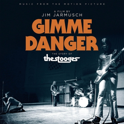 ギミー・デンジャー Gimme Danger: Story of The Stooges (アナログレコード)