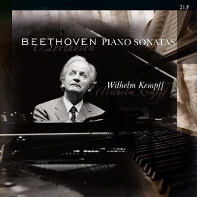 ピアノソナタ 第8,17,23,26,27番:ヴィルヘルム・ケンプ(ピアノ) (2枚組アナログレコード/Vinyl Passion Classical)