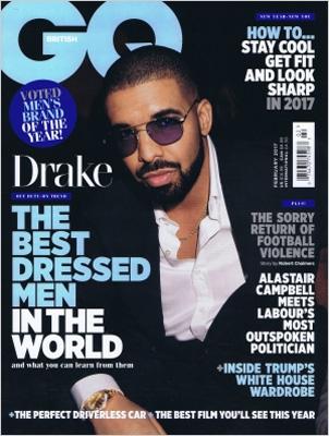 GQ (UK)(Feb)2017
