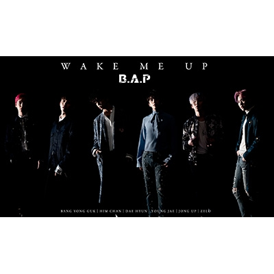 WAKE ME UP 【数量限定盤】 (CD+グッズ)