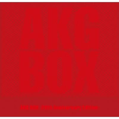 AKG BOX -20th Anniversary Edition-【完全生産限定盤】