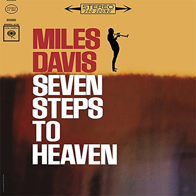 seven steps to heaven 200グラム重量盤レコード analogue production
