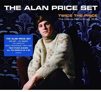 Twice The Price: The Decca Recordings