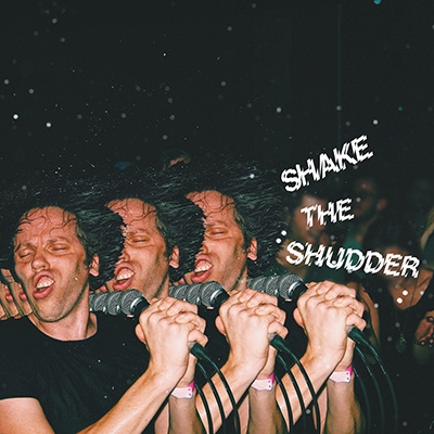 Shake The Shudder 【初回限定生産】 (CD+Tshirt-XL)
