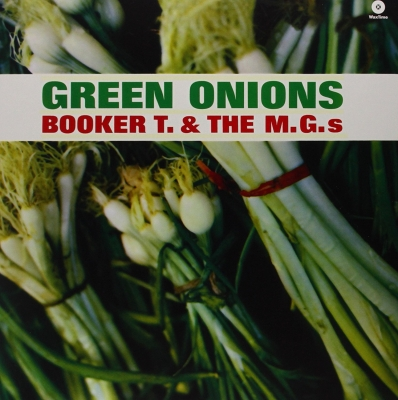 Green Onions (180グラム重量盤レコード)