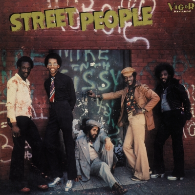 Street People +3