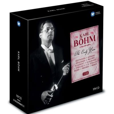 カール・ベーム独EMI録音集(19CD)   HMV&BOOKS online - 9029588672