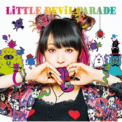 LiTTLE DEViL PARADE 【初回生産限定盤】(+Blu-ray)