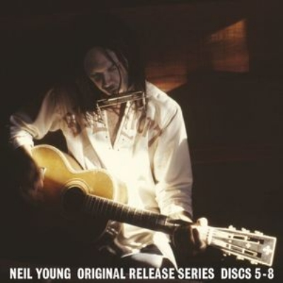 Neil Young/Official Release Series Discs 5-8 (4CD)