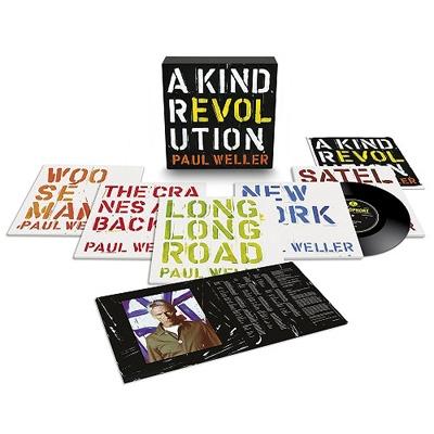 Kind Revolution (BOX仕様/5枚組/10インチアナログレコード)