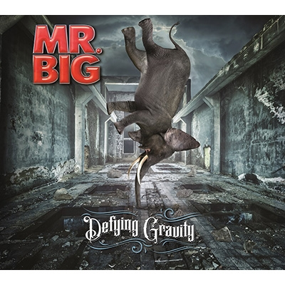 Defying Gravity 【Delux Edition】 (CD+DVD)