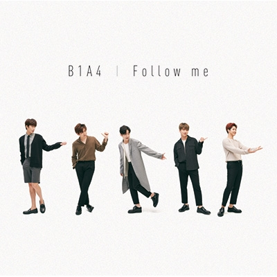 Follow me 【初回限定盤A】 (CD+DVD)