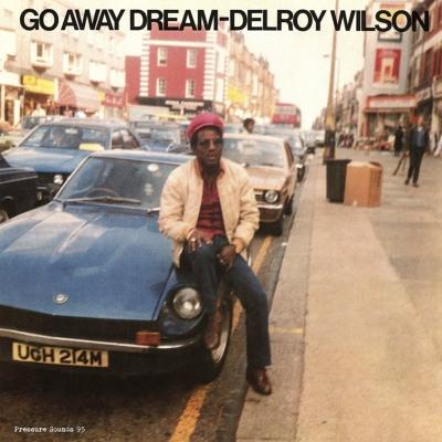 Go Away Dream (アナログレコード)