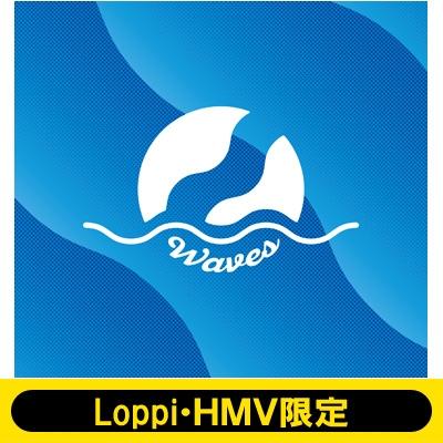 《Loppi・HMV限定アクリルキーホルダー付》 WAVES 【初回限定盤】(+DVD)