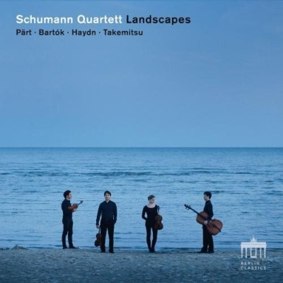 Schumann Q: Landscapes-bartok: String Quartet, 2, Haydn: Quartet, 78, 武満徹 Takemitsu, A.part
