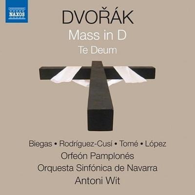 ミサ曲、テ・デウム アントニ・ヴィット&ナバラ交響楽団、オルフェオン・パンプロネス