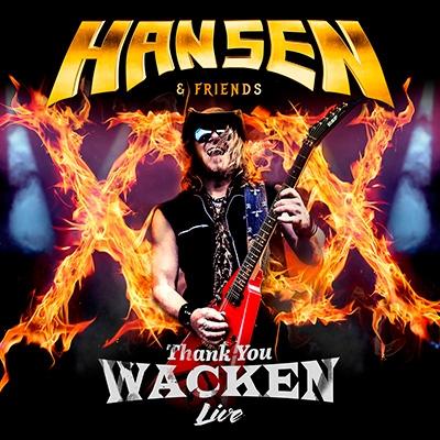 Thank You Wacken: Live At Wacken Open Air 2016 (CD)