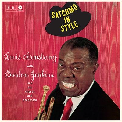 Satchmo In Style (180グラム重量盤レコード)
