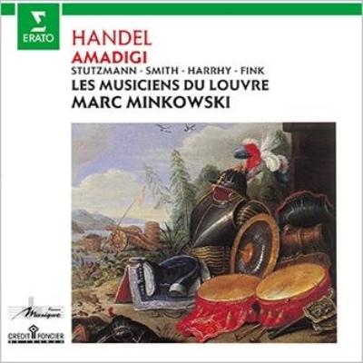歌劇『ガウラのアマディージ』全曲 マルク・ミンコフスキ&ルーヴル宮音楽隊、ナタリー・シュトゥッツマン、ベルナルダ・フィンク、他(1989 ステレオ)(2CD)