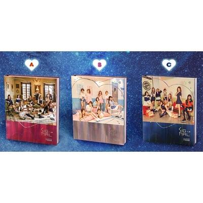 4th Mini Album: SIGNAL (ランダムカバーバージョン) : TWICE
