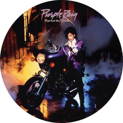 パープル・レイン Purple Rain (ピクチャー盤/アナログレコード ...