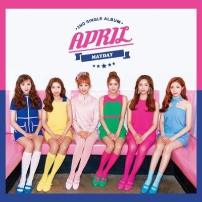2nd Single Album: MAYDAY