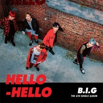 6th Single Album: Hello Hello