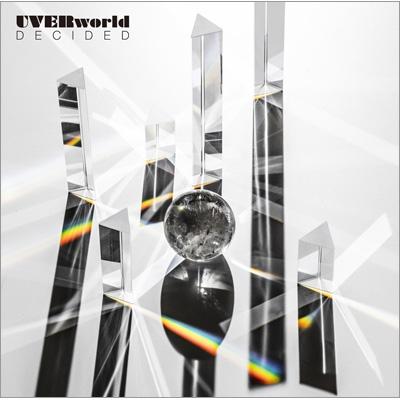 DECIDED 【初回生産限定盤】(+DVD)