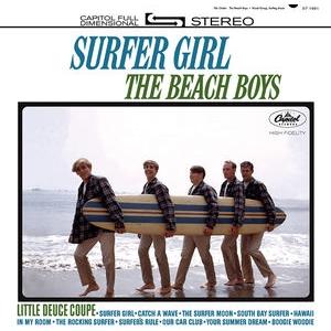 Surfer Girl (高音質盤/2枚組/45回転盤/200グラム重量盤レコード/Analogue Productions)