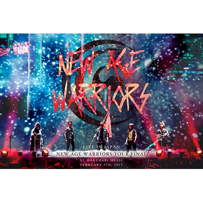 LIVE IN JAPAN -AT MAKUHARIMESSE-(DVD)