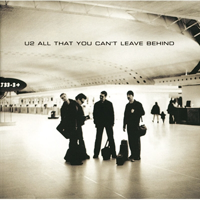 All That You Can't Leave Behind 【紙ジャケ/SHM-CD】