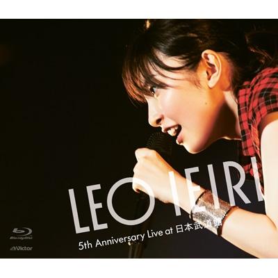 5th Anniversary Live at 日本武道館 (Blu-ray)