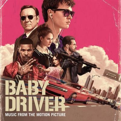 ベイビー・ドライバー Baby Driver (2枚組アナログレコード)