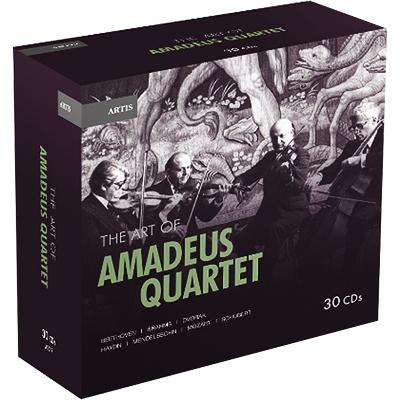 アマデウス四重奏団の芸術(30CD)