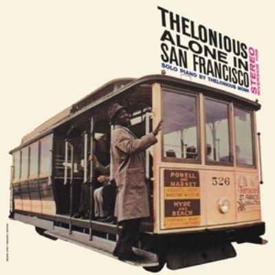Thelonious Alone In San Francisco (180グラム重量盤レコード/OJC)