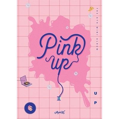 6th Mini Album: Pink Up 【A Ver.】