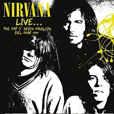 Live...The Pat O' Brien Pavilion Del Mar 1991 (アナログレコード)