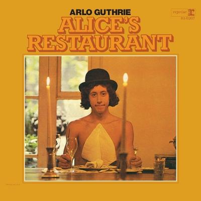 Alice's Restaurant (サマー・オブ・ラヴ50周年記念盤/モノラル/180グラム重量盤レコード)