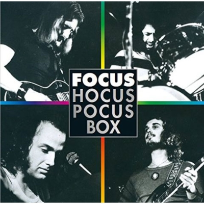 Hocus Pocus Box (13CD)