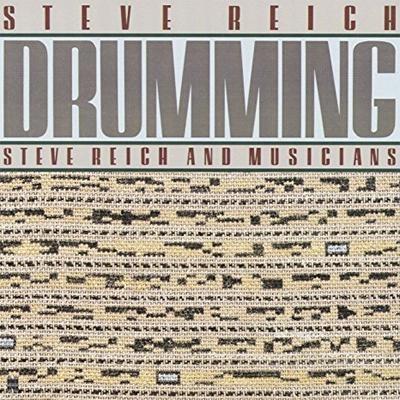 Drumming: S.reich & Musicians (180グラム重量盤レコード/Pure Pleasure)