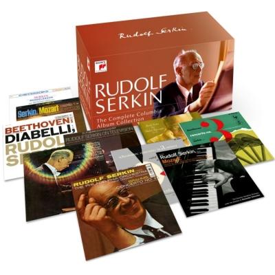 ルドルフ・ゼルキン/コンプリート・コロンビア・アルバム・コレクション(75CD)