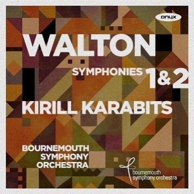 交響曲第1番、第2番 キリル・カラビツ&ボーンマス交響楽団